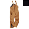 workwear overalls: Dickies - Men's Insulated Scuffguard Bib Overall