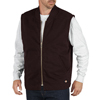 Dickies Mens Sanded Duck Lined Vests DKI TE240-RCB-XL