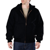 mens jackets: Dickies - Men's Sanded Duck Hooded Jackets