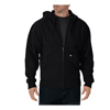 Dickies Mens Lightweight Fleece Hoodie DKI TW368-ALBK-M