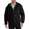 workwear outerwear: Dickies - Men's Quilted Fleece Jackets