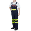 workwear overalls: Dickies - Men's Enhanced Visibility Bib Overalls