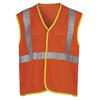 Dickies Mens Hi-Visibility Mesh Vests DKI VE206-AO-3X