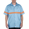 workwear coverall: Dickies - Men's Enhanced Visibility Work Shirts