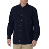 workwear shirts long sleeve: Dickies - Men's Denim Long Sleeve Shirts