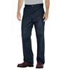 mens pants: Dickies - Men's Flat-Front Cotton Pant