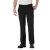 workwear plain front pants: Dickies - Men's Slim-Fit Straight-Leg Pants