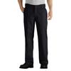 workwear shorts plain front: Dickies - Men's Twill Comfort-Waist Pants