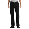 Dickies FR Mens Flame Resistant Relaxed-Fit Twill Work Pant DKI DFP881BK-34-30