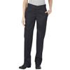 workwear plain front pants: Dickies - Women's Comfort Waist EMT Pants