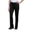workwear shorts plain front: Dickies - Women's Flat-Front Pants, Plus-Size
