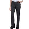 workwear plain front pants: Dickies - Women's Flat-Front Pants, Plus-Size
