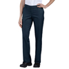 workwear plain front pants: Dickies - Women's Flat-Front Pants, Plus-Size