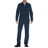 dickies fr: Dickies FR - Men's Flame Resistant Long Sleeve Twill Coverall