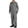 Dickies FR Mens Flame Resistant Long Sleeve Lightweight Coverall DKI RV700GY-L-RG