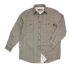 walls fr: Walls FR - Men's Flame Resistant Plaid Workshirt