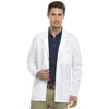 "workwear lab coats: Dickies - Gen Flex® 31"" Men's Snap Front Lab Coat"
