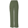 womens bottoms: Dickies - EDS Signature® Women's Natural Rise Tapered Leg Pant