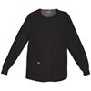 Dickies EDS Signature® Womens Snap Front Warm-Up Jacket DKS 86306-BLWZ-L
