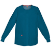 Dickies EDS Signature® Womens Snap Front Warm-Up Jacket DKS 86306-CAWZ-2XL