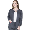 Dickies EDS Signature® Womens Snap Front Warm-Up Jacket DKS 86306-PTWZ-2XL
