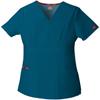 Dickies EDS Signature® Womens Mock Wrap Top DKS 86806-CAWZ-M