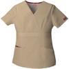 scrub tops: Dickies - EDS Signature® Women's Mock Wrap Top