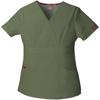 workwear xs: Dickies - EDS Signature® Women's Mock Wrap Top
