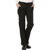 Dickies Gen Flex® Low Rise Straight Leg Drawstring Pant DKS DK100P-BLKZ-L