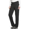 womens bottoms: Dickies - Dynamix® Women's Mid Rise Straight Leg Pull-on Pant