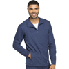 Dickies Dynamix® Mens Zip Front Warm-up Jacket DKS DK310-NAV-4XL