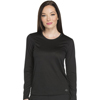 scrubs: Dickies - Dynamix® Women's Long Sleeve Underscrub Knit Tee