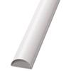 D-LINE D-Line® Decorative Desk Cord Cover DLN R5FT5025W