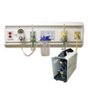 "simlabsolutions or dia medical: DiaMedical USA - 36"" Sapphire Headwall Package For Simulation"