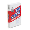 Reference Materials Reference Books: Dome® Zip Code Directory