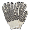 Safety Zone PVC-Double Dotted Gloves - Men's SFZGSBD-MN-2C-20