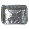 Ring Panel Link Filters Economy: Aluminum Closeable Containers, 6 1/8w x 2 1/8d x 8 11/16h, Silver, 500/Carton