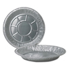Durable Office Products Aluminum Pie Pans, 11 1/8