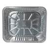 Ring Panel Link Filters Economy: Durable Packaging Aluminum Steam Table Pans