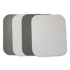 Durable Office Products Board Lids, 4 1/8w x d x h, Silver, 1000/Carton DPK L2201000
