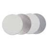 Durable Office Products Board Lids, 6 9/16 dia, Silver, 500/Carton DPK L270500