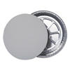 """Ring Panel Link Filters Economy: Board Lids, 8 3/8"""" dia, Silver, 500/Carton"""