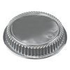 Durable Office Products Dome Lids, 5 9/16 dia, Clear, 500/Carton DPK P270500