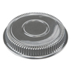 Durable Office Products Dome Lids, 8 3/8 dia, Clear, 500/Carton DPK P290500