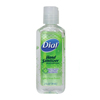 instant gel sanitizers: Dial® Scented Antibacterial Gel Sanitizer with Moisturizer