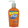 soaps and hand sanitizers: Dial® Antimicrobial Liquid Hand Soap