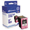 Dataproducts Dataproducts Remanufactured CC656AN (901) Ink, 360 Page-Yield, Tri-Color DPS DPCC656AN