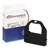 Dataproducts: Dataproducts R6430 Compatible Ribbon with Re-Inker, Black