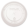 Solo SOLO® Cup Company Ultra Clear™ Dome Cold Cup Lids DRC 626TSCT