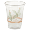 Solo Solo Bare® Eco-Forward® RPET Cold Cups DRC RTP16DBARECT